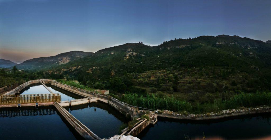 Aqüicultura sostenible. Aigua Natura dels Ports.