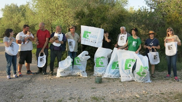 Programa europeu LET'S CLEAN UP EUROPA