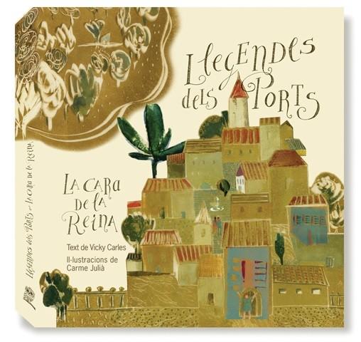 Projecte de recuperació, adaptació i edició de narracions populars i llegendes del territori en forma de conte il·lustrat; LLEGENDES DELS PORTS i edició del primer volum de la sèrie. La Cara de la Reina.