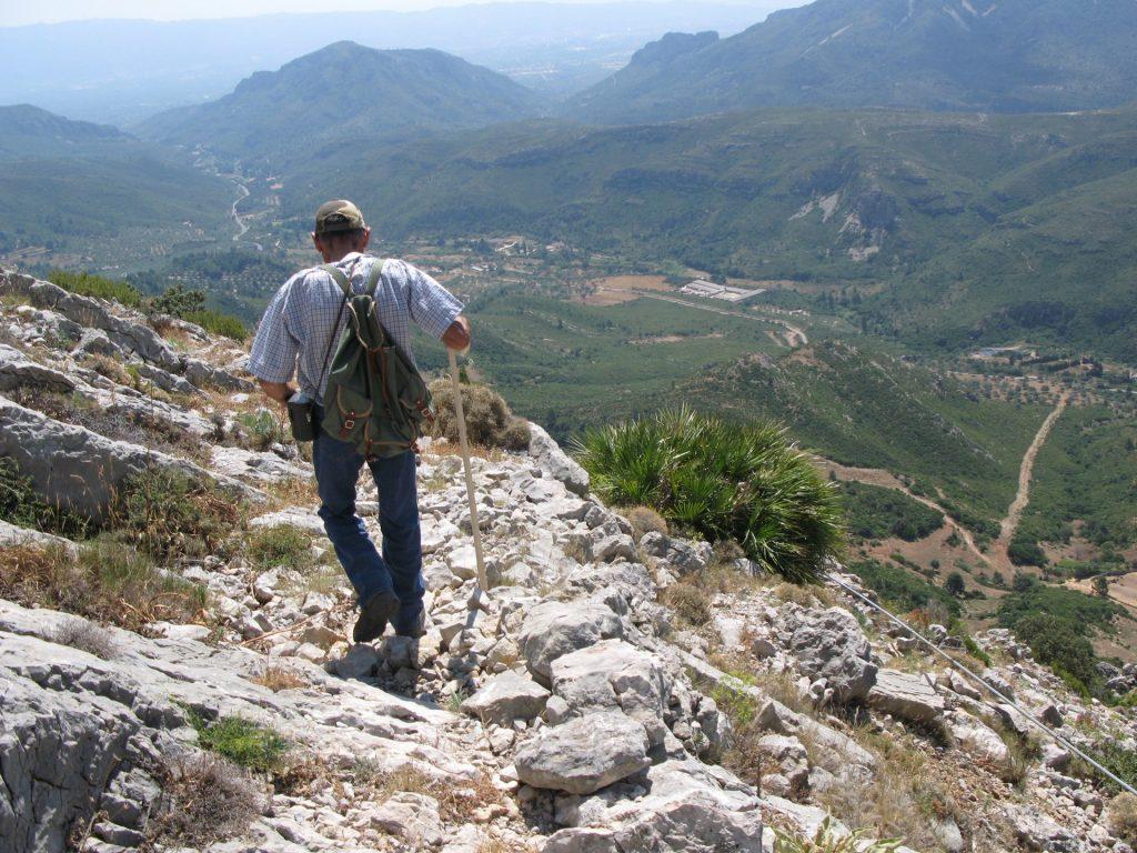 Recerca i recuperació de memòria oral sobre antics oficis en l'àmbit dels pobles de muntanya dels Ports. Subvenció de l'Institut Ramón Muntaner. IRMU 2007-08.