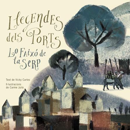 """Edició i presentació """"Lo faixó de la Serp"""" segon Conte de la sèrie LLEGENDES DELS PORTS. Text: Vicky Carles. Il·lustracions: Carme Julià"""