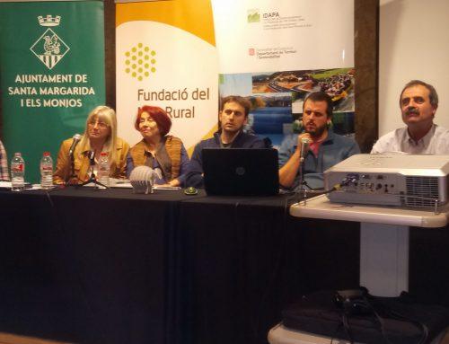 6 i 21 d'octubre. Participació al I Congrés de la Transhumancia de Catalunya