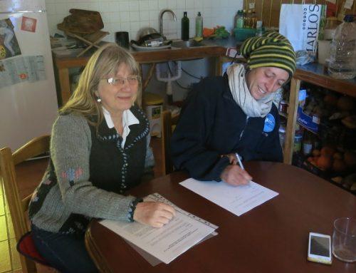 Nou acord de custòdia amb Permacultura Penyaflor