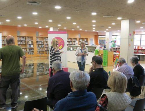 Paraules. Poetes per les oliveres. Biblioteca Tortosa.