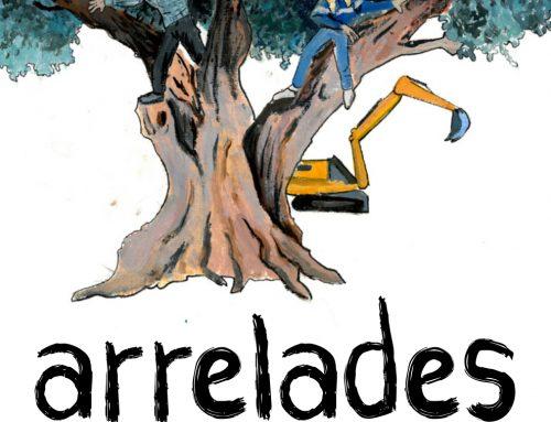 Campanya de Verkami per al conte ARRELADES