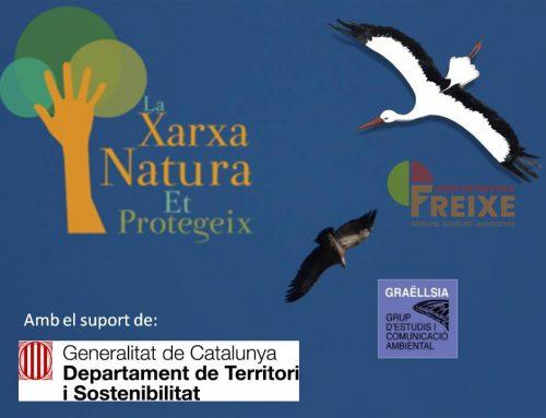 La Xarxa Natura ens protegeix. La importància dels serveis ecosistèmics dels espais fluvials de l'Ebre.