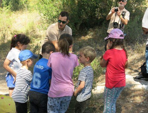 Jornada familiar de voluntariat del Projecte La XN et protegeix a Sebes