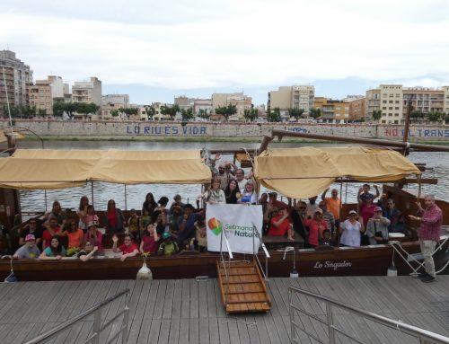 Festa de la Natura 2019 a Tortosa. Cuidem l'Ebre: un mati de gran xalera entorn el riu!!!