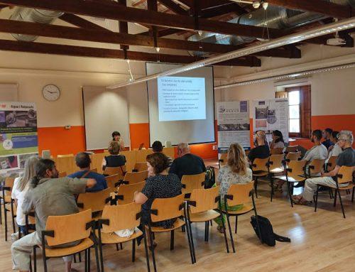 Jornada tècnica Baix Ebre: La importància dels barrancs del vessant marítim de Els Ports