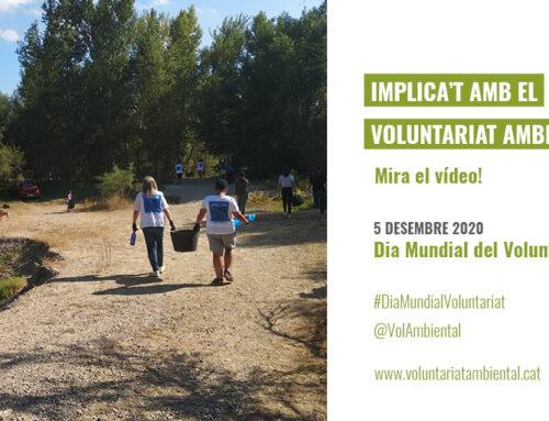 Moltes Gràcies al voluntariat de Graëllsia en el Dia Mundial del Voluntariat Ambiental de la XCN